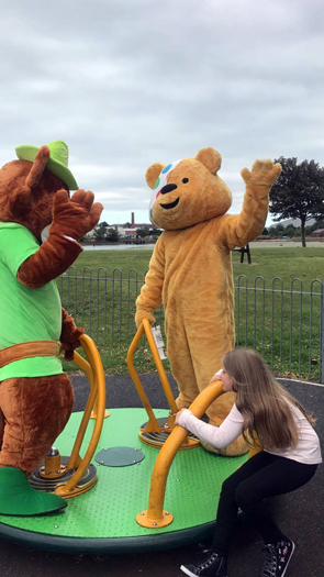 Pudsey Picnic in the Park 2